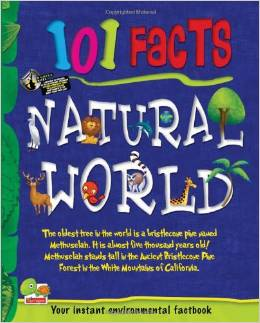 101 Facts Natural World Key stage 2 by Snigdha Sah 8179931978