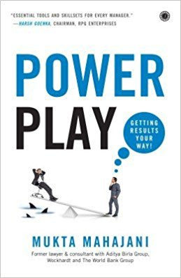 Power Play by Mukta Mahajani 8184958234