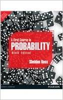 A First Course in Probability (6 ED) Ross