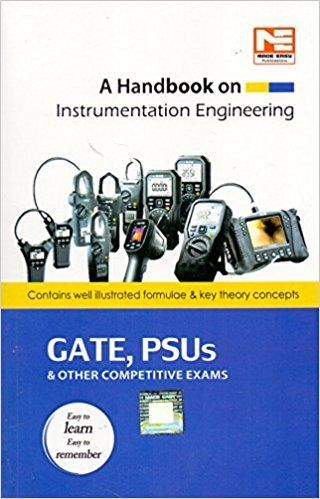A Handbook on Instrumentation Engineering by Made Easy Editorial Board 9351472051