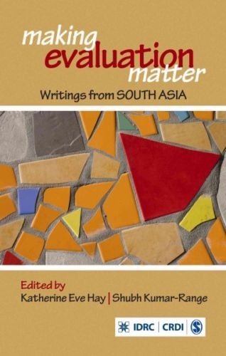Making Evaluation Matter 1 ED by Katherine Eve Hay 9351500276