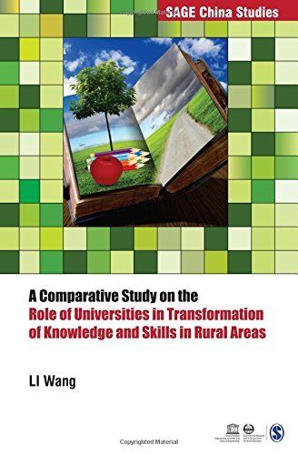 A Comparative Study on the Role of Universities in Transformation of Knowledge and Skills in Rural Areas 1 ED 9351501191