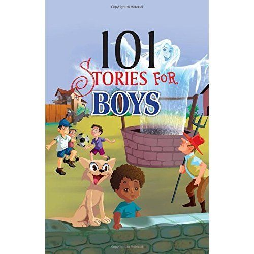 101 Stories for Boys by Om Books 9380070756