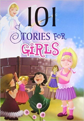 101 Stories for Girls by Om Books 9380070764