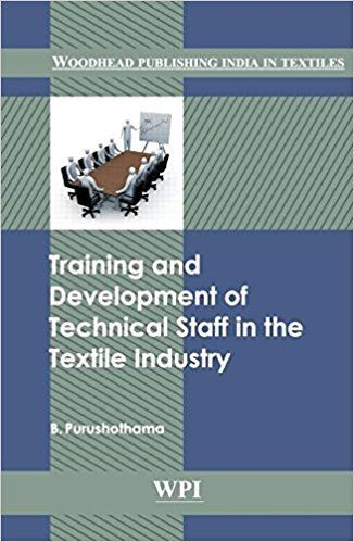 Training and Development of Technical Staff in the Textile Industry 1 ED 9380308213