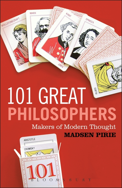101 Great Philosophers by Madsen Pirie 9384052906 US ED