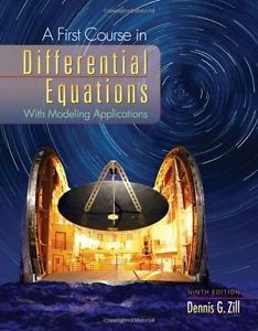 A First Course in Differential Equations (9 ED)