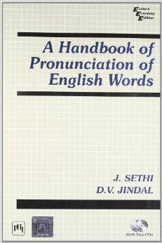 A Handbook of Pronunciation of English Words (IE)