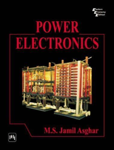 Power Electronics (IE) 9788120323964