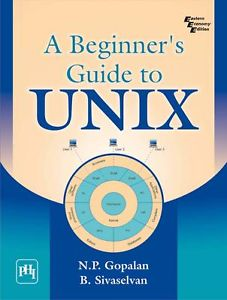 A Beginners Guide to Unix (IE)