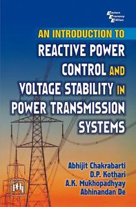 An Introduction to Reactive Power Control and Voltage Stability