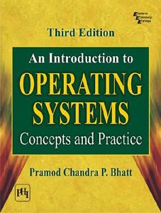 An Introduction to Operating Systems (3 ED) 9788120341388