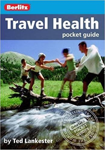 Travel Health Pocket Guide by Berlitz 981268218X
