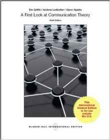 A First Look at Communication Theory 9 ED by Andrew M Ledbetter 9814577162 EM