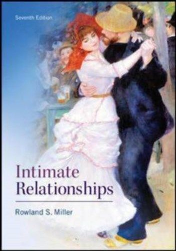 Intimate Relationships 7 ED by Rowland S Miller 9814577324 EM