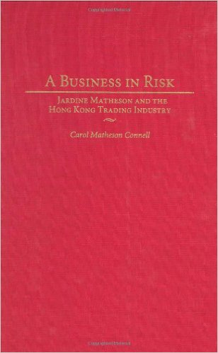 A Business in Risk by Carol M Connell 0275980359 US ED