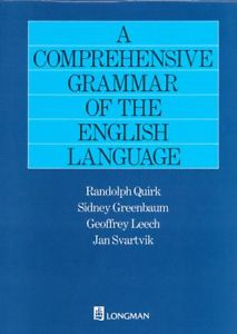 A Comprehensive Grammar of the English Language (2 ED)