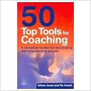 50 Top Tools for Coaching by Ro Gorell 0749460873