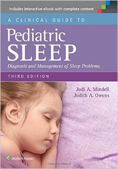 A Clinical Guide to Pediatric Sleep 3 ED by Jodi A Mindell 1451193009 US ED