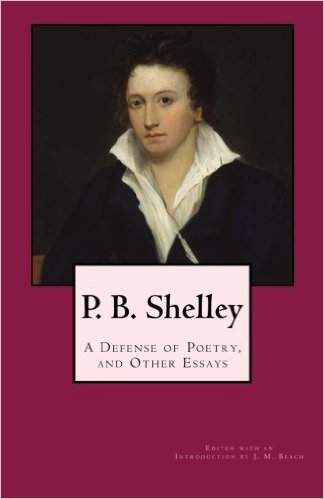 A Defense of Poetry by P B Shelley 8126920106 US ED
