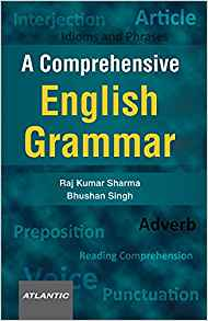 A Comprehensive English Grammar by 	Raj Kumar Sharma 8126920122