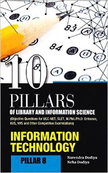 10 Pillars of Library and Information Science Pillar 8 Information Technology 8170007690 US ED